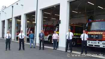 Kein Bedarf für ein neues Feuerwehrkonzept in Kierspe - come-on.de