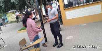 Moradora agrede a inspector municipal de Ascope | TRUJILLO - laindustria.pe