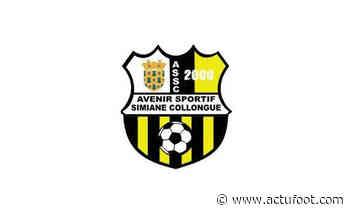 L'AS Simiane Collongue recrute des joueurs et entraîneurs pour la saison prochaine ! - Actufoot