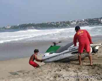 Muere ahogado un turista en la playa de Puerto Escondido, Oaxaca. - www.nssoaxaca.com