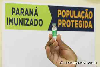 Rio Negro inicia vacinação de trabalhadores da Educação e Assistência Social nesta terça - Riomafra Mix