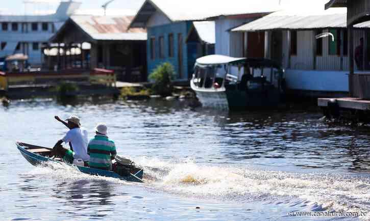 Nível do Rio Negro atinge maior marca dos últimos 119 anos - Canal Rural