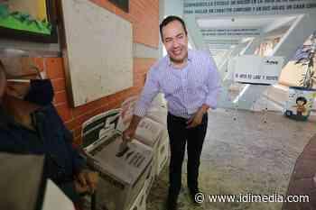 Me siento con fortaleza vamos a ganar; Carlos Herrera Tello - IDI MEDIA