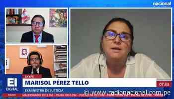 """Pérez Tello: """"Mientras más vulnerabilidad, es más difícil lograr igualdad de género"""" - Radio Nacional del Perú"""