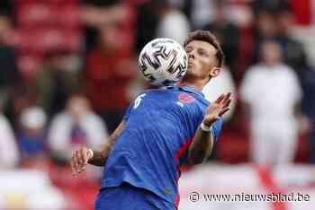 Brighton Hove & Albion-verdediger Ben White vervangt Trent Alexander-Arnold in Engelse selectie voor EURO 2020 - Het Nieuwsblad