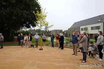 Bewoners openen speelpark nieuwe wijk (Hove) - Gazet van Antwerpen