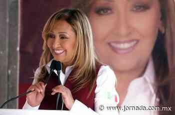 Aventaja Lorena Cuéllar Cisneros con 48.56% de votos en Tlaxcala - La Jornada