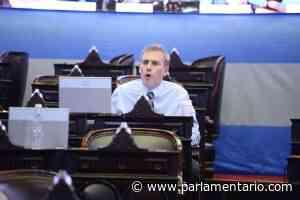 De Lamadrid pide intervenir la Justicia en Santiago del Estero – Parlamentario - Semanario Parlamentario