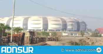 Juana Viale criticó el estadio de Santiago del Estero y el gobernador Zamora salió al cruce - ADN Sur