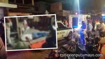 Otro ataque sicarial se registró en zona urbana de Puerto Asís - Conexión Putumayo
