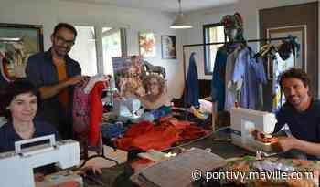 La Gacilly. Tri Tri, la mode se donne en spectacle - maville.com