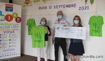 La Gacilly. 4 000 € remis à La Ligue contre le Cancer 56 - maville.com