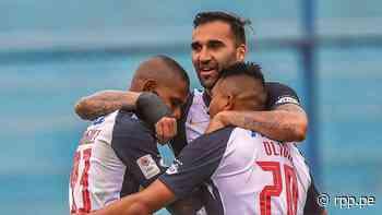 Alianza Lima vs. Cultural Santa Rosa EN DIRECTO: fecha, hora y canal para ver el debut del equipo blanquiazul en la Copa Bicentenario - RPP Noticias