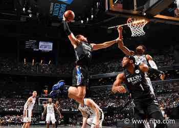 Nets 125, Bucks 86: Brooklyn Routs Milwaukee for 2-0 Series Lead