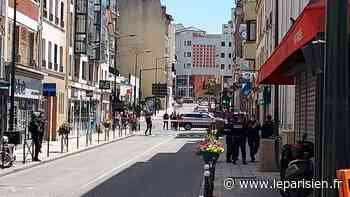 Clamart : un homme recherché par la police après une violente altercation - Le Parisien