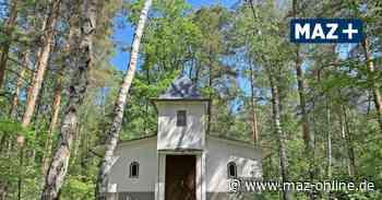 Die Hintergründe der Heilig-Kreuz-Kapelle in den Falkenhagener Alpen - Märkische Allgemeine Zeitung