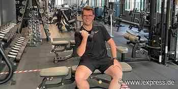 Fitnessstudio in Köln geöffnet: Dennis Schick trainiert für Alpen-Weg - EXPRESS