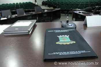 Câmara de Nova Andradina confirma sessão na quarta-feira a partir das - Nova News