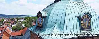 In Bockenem steht die Zeit still: Die Uhr am Kirchturm ist kaputt - www.hildesheimer-allgemeine.de