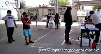 Sin contratiempos se desarrollan elecciones en Ajalpan - Puebla - - La Jornada de Oriente