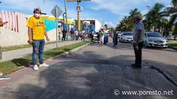 Motociclistas realizan tiroteo en alrededores de casilla especial en Ciudad del Carmen - PorEsto