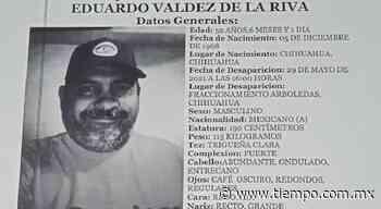 Buscan a Eduardo Valdez; desapareció en Arboledas - El Tiempo de México