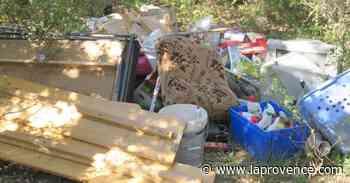 Pernes-les-Fontaines : les décharges sauvages se multiplient - La Provence