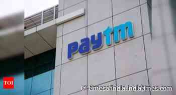 Paytm's IPO official, staff invited to sell their shares
