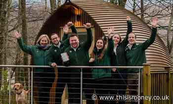 Britain's BEST small business is Woodlands Glencoe - This is Money