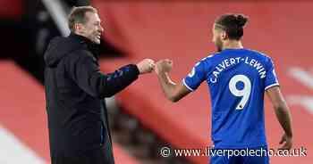 Everton sent Ferguson manager message as Calvert-Lewin receives Murphy attack
