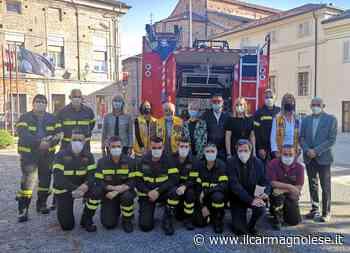 Nuova pompa idrica per i Vigili del Fuoco di Carmagnola - Il carmagnolese