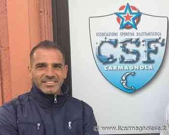 Mister Antonio Rega lascia le Giovanili del CSF Carmagnola - Il carmagnolese