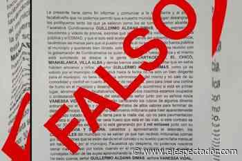 Primera línea del barrio Cartagenita (Facatativá) niega su autoría de un panfleto - El Espectador