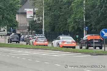 Gezochte wagen teruggevonden in Zelzate - Het Nieuwsblad