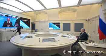 Casa Branca: Biden deveria escutar diretamente Putin para que possa haver cooperação - Sputnik Brasil