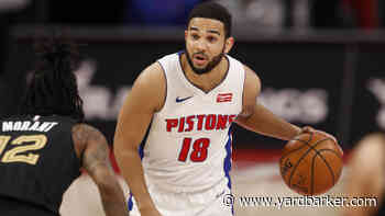 Pistons might retain Cory Joseph?