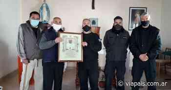 La capilla de la cárcel de Saavedra fue bendecida por el Papa Francisco - Vía País