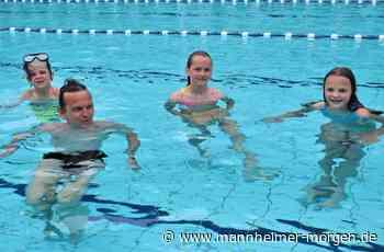 Schriesheim: Zufriedene Badegäste im Waldschwimmbad - Schriesheim - Nachrichten und Informationen - Mannheimer Morgen
