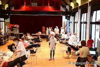 GALMAARDEN - Bloedafname van 20 mei lokte 105 mensen naar het Baljuwhuis - Editiepajot