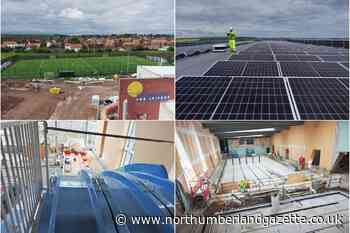 Berwick leisure centre: 16 pictures give sneak preview of new £22.6m facility - Northumberland Gazette