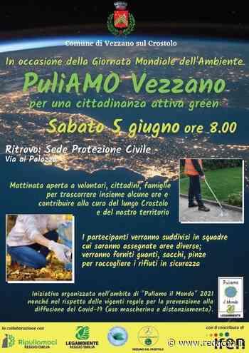"""""""Puliamo Vezzano"""", sabato 5 giugno tutti insieme per l'ambiente - Redacon"""