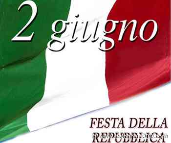 Vezzano celebra la festa della Repubblica con la consegna della Costituzione ai neo 18enni in Pinetina - Bologna 2000