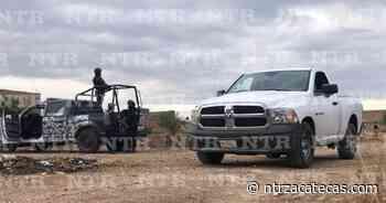 Hallan cuerpo en camino de terracería de La Loma - NTR Zacatecas .com