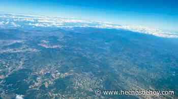 La Loma de Thoreau vista desde el cielo tras un año en tierra - Hechos de Hoy