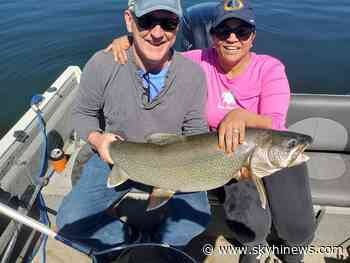 Grand County Fishing Report: Warm temps driving lake trout to deeper depths - Sky Hi News