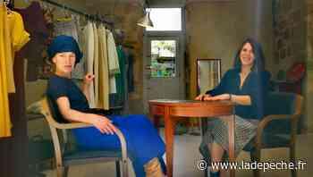 Figeac. Une boutique éphémère dévoile les créations de Céline Frémont - ladepeche.fr