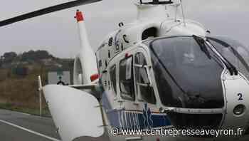 Figeac : un motard aveyronnais grièvement blessé après un accident - Centre Presse Aveyron