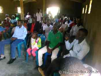 Igreja Assembléia de Deus, Ministério Coramara em Cachoeiro de Itapemirim-ES ajuda crianças na África - César Magalhães