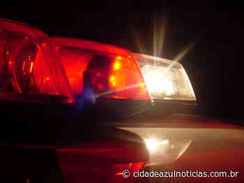 Foragido da Justiça é capturado pela PM em Santa Gertrudes - Cidade Azul Notícias