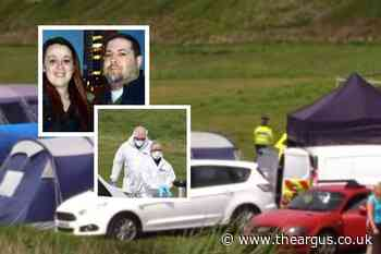 Seaford tent murder: Christopher Cole stands trial accused
